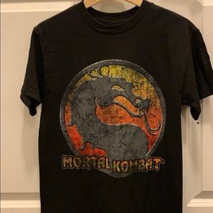 New Warner Bros. Mortal Kombat T-shirt